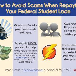 Avoid Student Loan Scams