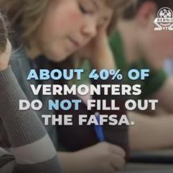 FAFSA First. FAFSA Now.