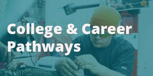 College & Career Pathways (We're bringing the event to you!)